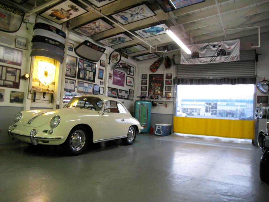 Northern California Porsche Rebuilds