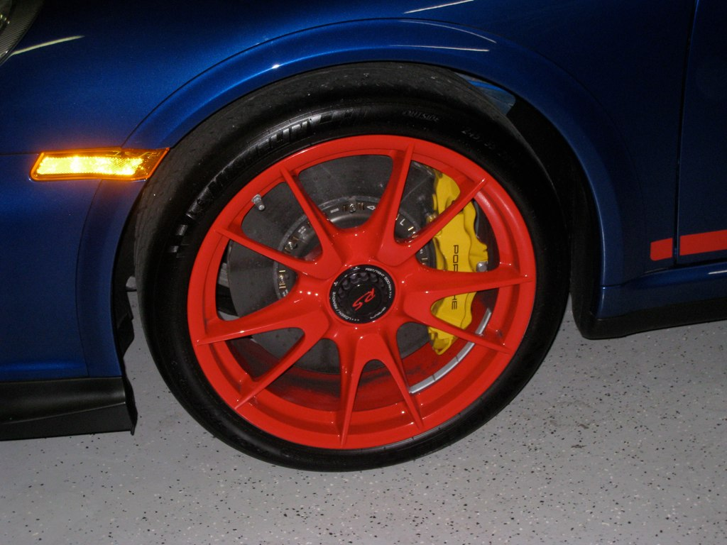Porsche Rims and Wheels