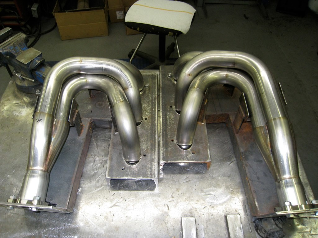 Custom Porsche Fabrication