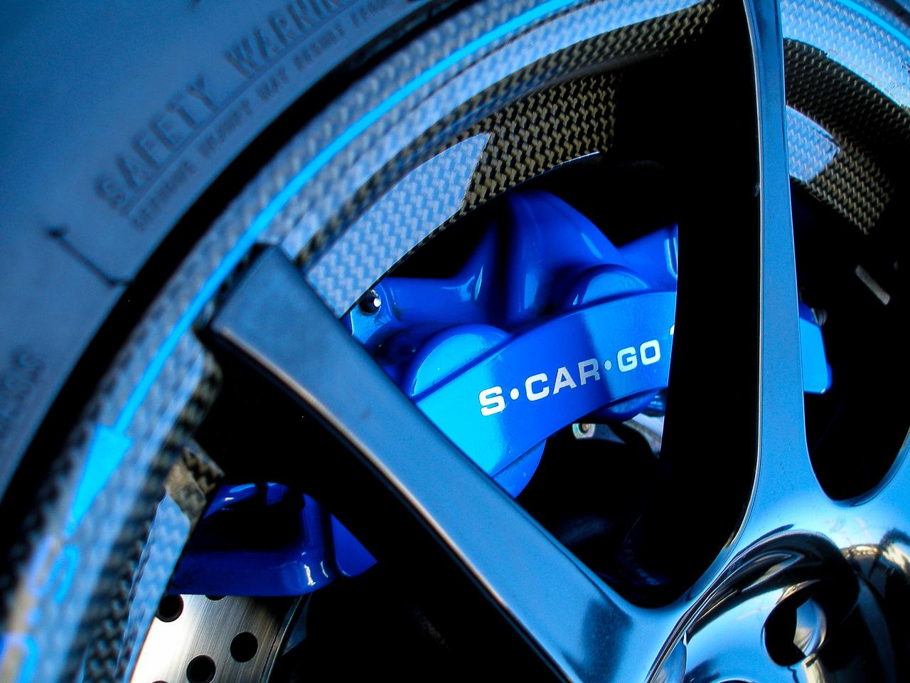 S•CAR•GO Porsche Brakes