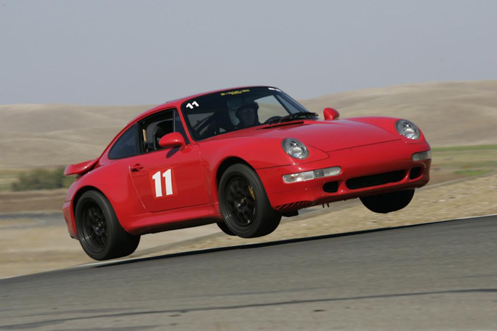 Porsche Race Car Preparation