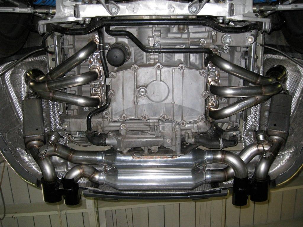 Porsche Headers